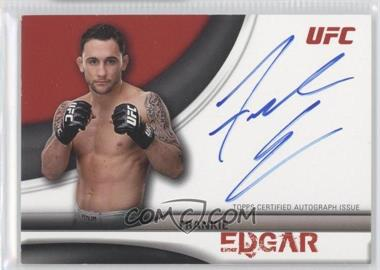 2010 Topps UFC Knockout - Full-Contact Autographs #FC-FE - Frankie Edgar /99
