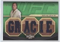 Royce Gracie /18
