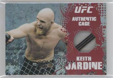 2010 Topps UFC Main Event - Authentic Cage Relics #CR-KJ - Keith Jardine