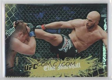 2010 Topps UFC Main Event - [Base] - Gold #105 - Eliot Marshall