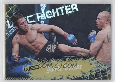 2010 Topps UFC Main Event - [Base] - Gold #141 - Jamie Varner
