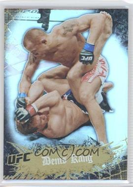 2010 Topps UFC Main Event - [Base] - Gold #48 - Denis Kang
