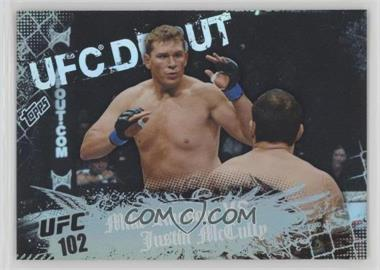 2010 Topps UFC Main Event - [Base] #127 - Mike Russow