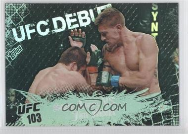 2010 Topps UFC Main Event - [Base] #137 - Steve Lopez, Jim Miller