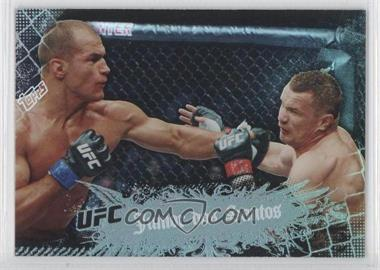 2010 Topps UFC Main Event - [Base] #19 - Junior Dos Santos