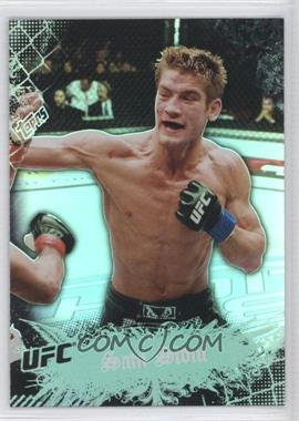 2010 Topps UFC Main Event - [Base] #45 - Sam Stout