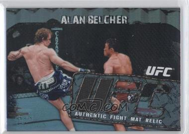 2010 Topps UFC Main Event - Fight Mat Relics #FMR-AB - Alan Belcher