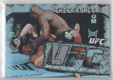 2010 Topps UFC Main Event - Fight Mat Relics #FMR-CK - Cheick Kongo