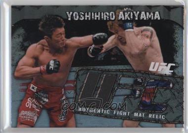 2010 Topps UFC Main Event - Fight Mat Relics #FMR-YA - Yoshihiro Akiyama