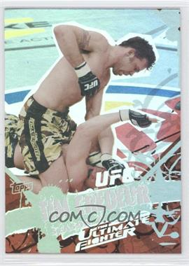2010 Topps UFC Main Event - The Ultimate Fighter #TT-33 - Tim Credeur