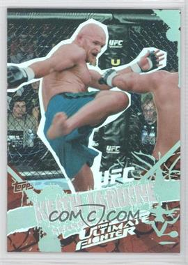 2010 Topps UFC Main Event - The Ultimate Fighter #TT-9 - Keith Jardine