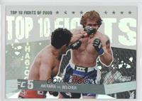 Akiyama vs. Belcher /88