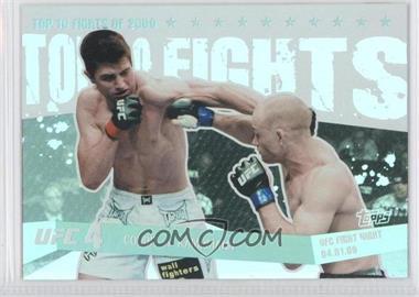 2010 Topps UFC Main Event - Top 10 Fights of 2009 #TT09 11 - Condit vs. Kampmann