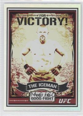"""2010 Topps UFC Series 4 - [???] #MP1 - Chuck """"The Iceman"""" Liddell (Chuck Liddell)"""