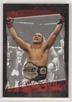 B.J. Penn (BJ Penn) [EX to NM] #/188