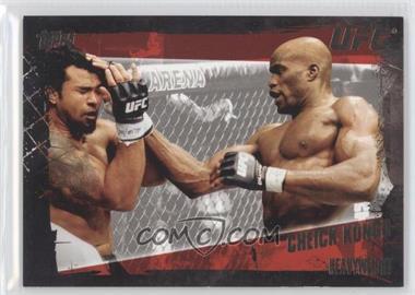 2010 Topps UFC Series 4 - [Base] - Onyx #56 - Cheick Kongo /188