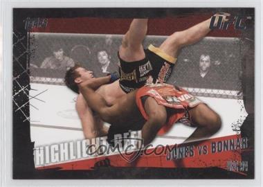 2010 Topps UFC Series 4 - [Base] #191 - Highlight Reel - Jon Jones vs Stephan Bonnar