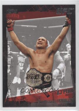 2010 Topps UFC Series 4 - [Base] #20.1 - BJ Penn (Base)