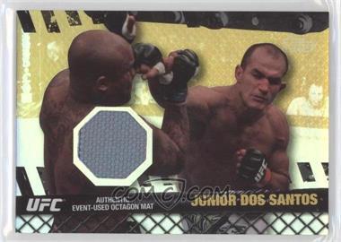 2010 Topps UFC Series 4 - Fight Mat Relics - Gold #FM-JDS - Junior Dos Santos /188