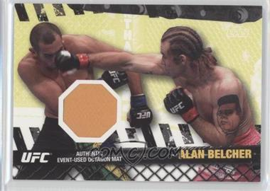 2010 Topps UFC Series 4 - Fight Mat Relics #FM-AB - Alan Belcher