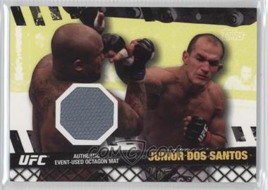2010 Topps UFC Series 4 - Fight Mat Relics #FM-JDS - Junior Dos Santos