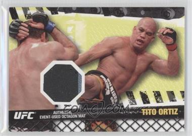 2010 Topps UFC Series 4 - Fight Mat Relics #FM-TO - Tito Ortiz