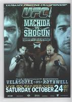 UFC104 (Lyoto Machida, Mauricio Rua)
