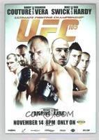 UFC105 (Randy Couture, Brandon Vera, Dan Hardy, Mike Swick, Michael Bisping, De…