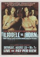 UFC54 (Chuck Liddell, Jeremy Horn, Randy Couture, Diego Sanchez) [EX to&nb…