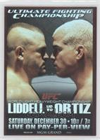 UFC66 (Chuck Liddell, Tito Ortiz)