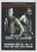 UFC71 (Quinton Jackson vs. Chuck Liddell)