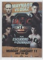 UFN20 (Gray Maynard vs. Nate Diaz)