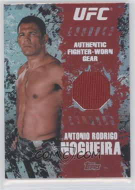 "2010 Topps UFC Series 4 - Fighter Gear Relics #FR-ARN - Antonio Rodrigo ""Minotauro"" Nogueira"