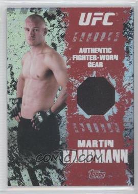 2010 Topps UFC Series 4 - Fighter Gear Relics #FR-MK - Martin Kampmann