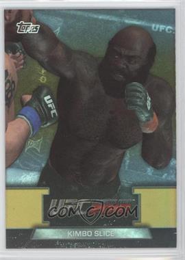 "2010 Topps UFC Series 4 - Greats of the Game #GTG-1 - Kevin ""Kimbo Slice"" Ferguson"