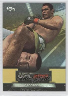 "2010 Topps UFC Series 4 - Greats of the Game #GTG-10 - Antonio Rodrigo ""Minotauro"" Nogueira"