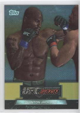 """2010 Topps UFC Series 4 - Greats of the Game #GTG-11 - Quinton """"Rampage"""" Jackson"""