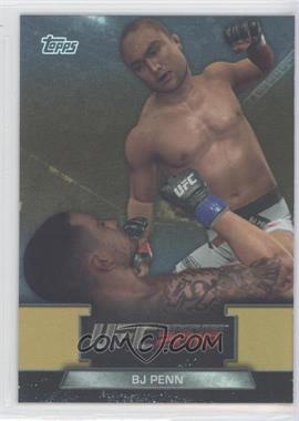 2010 Topps UFC Series 4 - Greats of the Game #GTG-3 - B.J. Penn (BJ Penn)