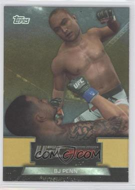 2010 Topps UFC Series 4 - Greats of the Game #GTG-3 - B.J. Penn (BJ Penn)