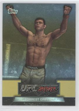 2010 Topps UFC Series 4 - Greats of the Game #GTG-9 - Forrest Griffin