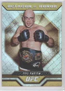 2010 Topps UFC Series 4 - Octagon of Honor #OOH-5 - Bas Rutten