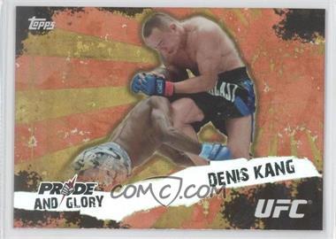 2010 Topps UFC Series 4 - Pride and Glory #PG-10 - Denis Kang
