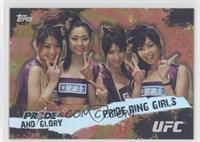Pride Ring Girls