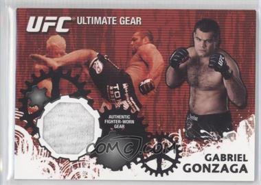 2010 Topps UFC Series 4 - Ultimate Gear Relic #UG-GG - Gabriel Gonzaga