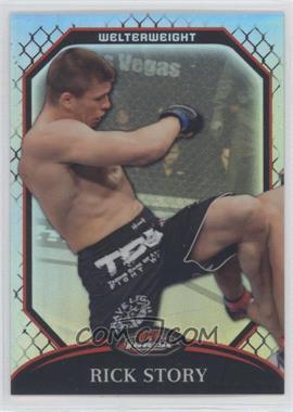 2011 Topps UFC Finest - [Base] - Refractor #44 - Rick Story /888