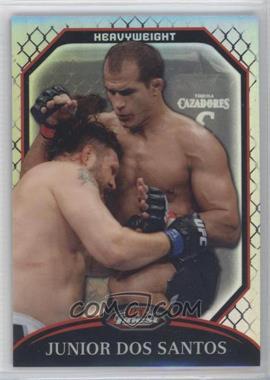 2011 Topps UFC Finest - [Base] - Refractor #47 - Junior Dos Santos /888