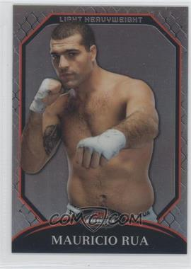 "2011 Topps UFC Finest - [Base] - Refractor #74 - Mauricio ""Shogun"" Rua /888"