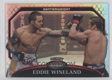 2011 Topps UFC Finest - [Base] - Refractor #78 - Eddie Wineland /888