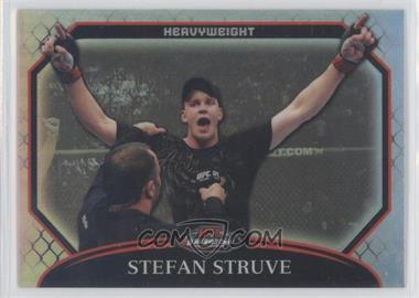 2011 Topps UFC Finest - [Base] - Refractor #94 - Stefan Struve /888