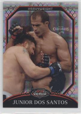 2011 Topps UFC Finest - [Base] - X-Fractor #47 - Junior Dos Santos /388